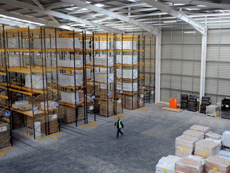 Строительство складских комплексов